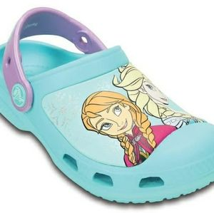 Kids' Crocs Disney Frozen Clogs